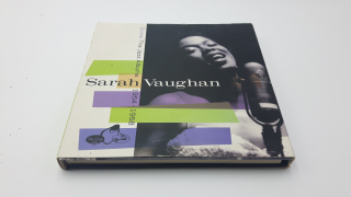Coffret DVD - Sarah Vaughan - CD-BD