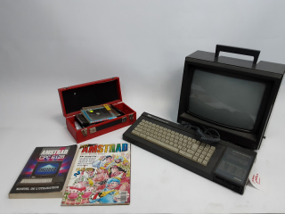 Console AMSTRAD - Ecocyclerie des Mauges