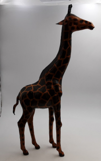 Girafe  taille moyenne - Ecocyclerie des Mauges