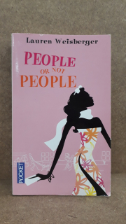 People or not People - Lauren WEISBERGER - Ecocyclerie Yonnaise