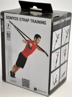 Domyos strap training fitness - Ecocyclerie des Mauges