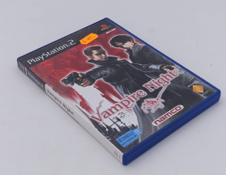 Vampire night - playstation 2 (6) - Ecocyclerie des Mauges