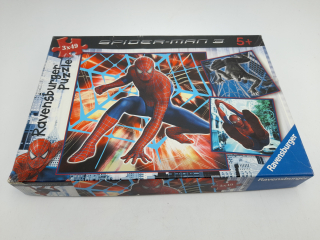 3 Puzzles Spiderman - Recyclerie Nord Atlantique