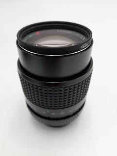 Objectif - Tokina RMC 135 mm - L'Homme debout