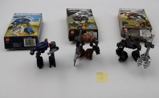 Bionicle lot n °5 - Ecocyclerie des Mauges