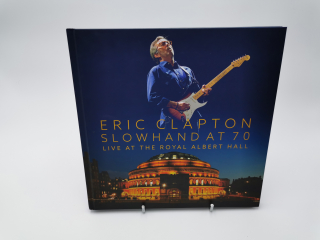 Coffret - Eric Clapton - CD-BD