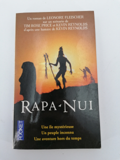 Rapa Nui - Leonore Fleischer - Recyclerie Nord Atlantique