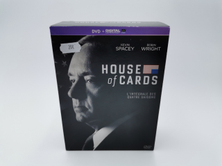 Coffret - House of cards - CD-BD