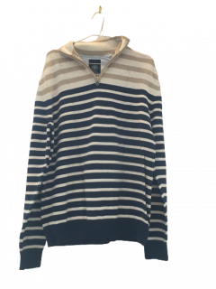 Pull homme rayé - Westbury L - Tianguis