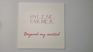 CD Mylene Farmer beyong my control - CD-BD