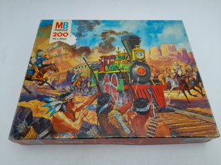 Puzzle - Far West - Recyclerie Nord Atlantique