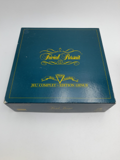 Trivial Pursuit - Jeu complet Edition Genius - Recyclerie Nord Atlantique