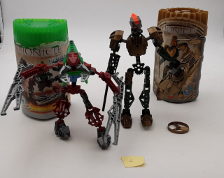 Bionicle lot n°2 - Ecocyclerie des Mauges