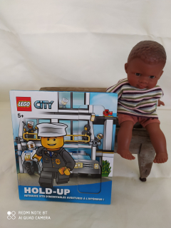 Lego-City : Hold-up - Recyclerie Vendée Grand Littoral
