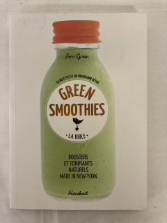 Green smoothies - Recyclerie le Tri Porteur