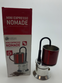 Mini expresso nomade - Recyclerie Nord Atlantique