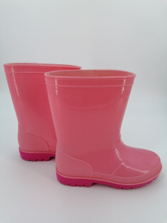 Bottes roses - T30 - Recyclerie Nord Atlantique