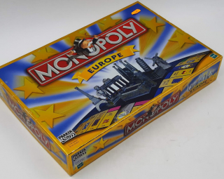 Monopoly Europe - Ecocyclerie des Mauges