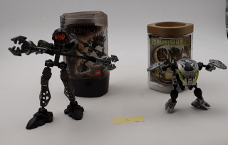 Bionicle lot n°1 - Ecocyclerie des Mauges