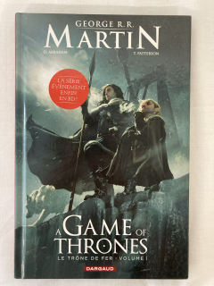 """301 - BD """"Game Of Thrones"""" tome I - Recyclerie le Tri Porteur"""