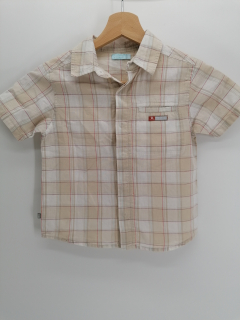 Chemise - Obaidi 4 ans - Recyclerie Nord Atlantique