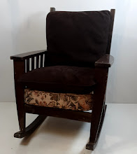 Rocking chair - Ecocyclerie des Mauges