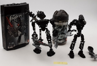 Bionicle lot n°3 - Ecocyclerie des Mauges
