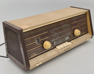 Radio  vintage Philips - Ecocyclerie des Mauges