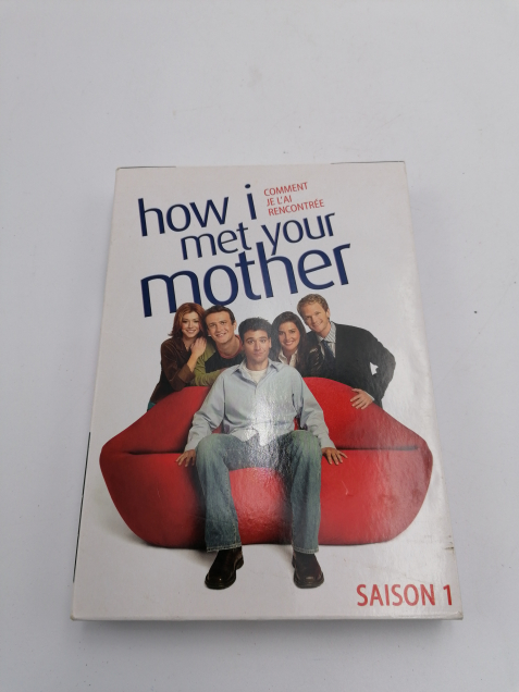 Coffret DVD - How I met your mother - Saison 1