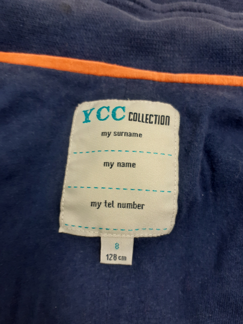 """Gilet-T8ans""""YCC Collection"""""""