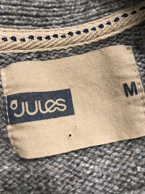 "Pull_Taille 38 ""jules"""