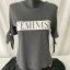 """1002 - T-shirt """"Feminist"""" - Taille L"""
