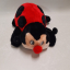 J84 - Peluche Coccinelle Play Makers